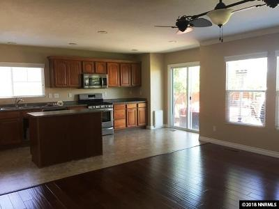 Reno Single Family Home New: 7845 Welsh