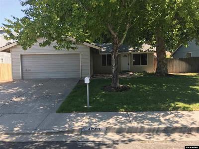 Reno Single Family Home New: 4610 Noche