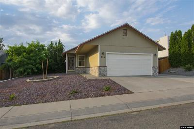 Carson City Single Family Home Price Reduced: 996 Ridgeview Dr.