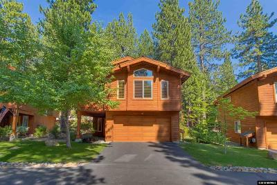 Incline Village Condo/Townhouse New: 198 Country Club Dr. #41-A