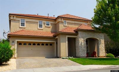 Washoe County Single Family Home New: 455 Ruffian