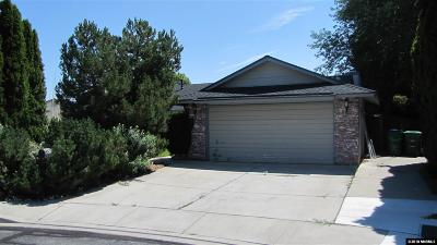 Reno, Sparks, Carson City, Gardnerville Single Family Home New: 1650 Wabash Court