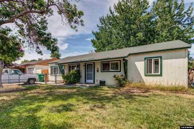 Sparks NV Single Family Home New: $277,900