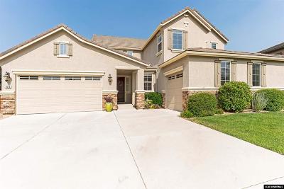 Washoe County Single Family Home New: 2475 Peavine Valley