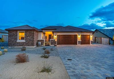 Washoe County Single Family Home New: 8668 Gypsy Hill Trail