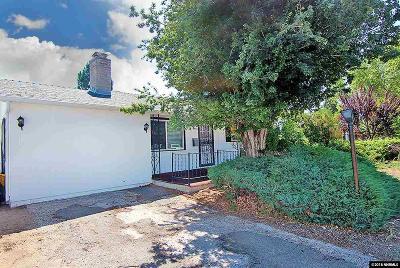 Sparks NV Single Family Home New: $245,000