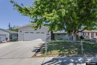 Reno, Sparks, Carson City, Gardnerville Single Family Home New: 2735 Severn