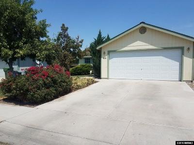 Fallon Single Family Home Active/Pending-Loan: 618 Keppel