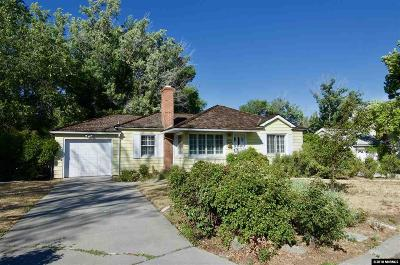 Reno Single Family Home New: 35 Sunnyside Drive