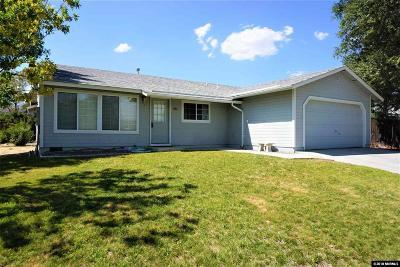 Dayton Single Family Home New: 561 Yellow Jacket Road #NV