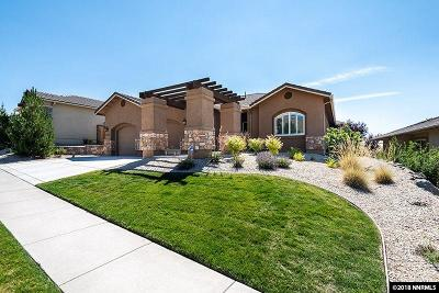 Reno Single Family Home New: 2280 Maple Leaf Trail