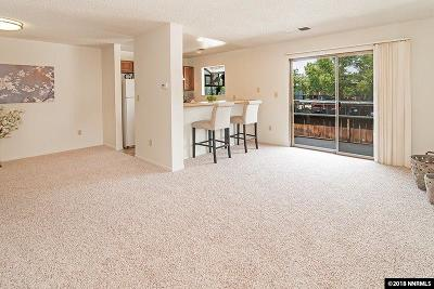 Reno Condo/Townhouse Active/Pending-Call: 2245 Kietzke Lane #D