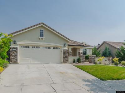Reno Single Family Home New: 1570 Cricketwood Circle