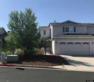 Reno Single Family Home New: 8844 Red Baron Blvd