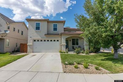 Reno, Sparks, Carson City, Gardnerville Single Family Home New: 2713 Cintoia Drive