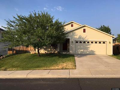 Reno Single Family Home New: 4056 Royal Sage