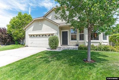 Reno, Sparks, Carson City, Gardnerville Single Family Home New: 5888 Sonora Pass Dr.