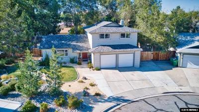 Reno, Sparks, Carson City, Gardnerville Single Family Home New: 732 Desert View