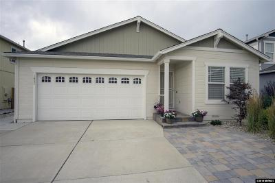 Reno, Sparks, Carson City, Gardnerville Single Family Home New: 7692 Corso