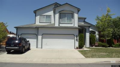 Reno Single Family Home New: 723 Silver Mine Ct
