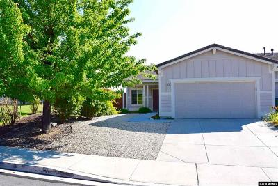 Sparks Condo/Townhouse Active/Pending-Loan: 3233 Modena Drive