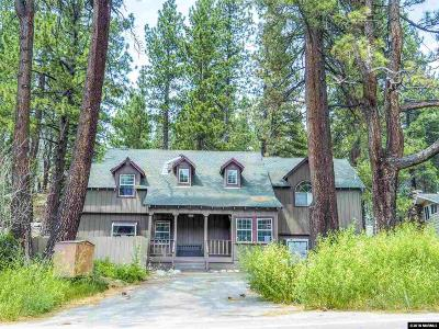 Stateline Single Family Home For Sale: 486 Kingsbury Grade