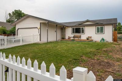 Gardnerville Single Family Home Price Reduced: 1394 Bumblebee