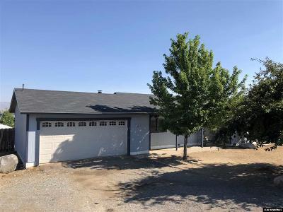 Reno Single Family Home For Sale: 8205 Mohawk Lane