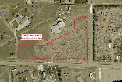 Gardnerville NV Residential Lots & Land For Sale: $245,000