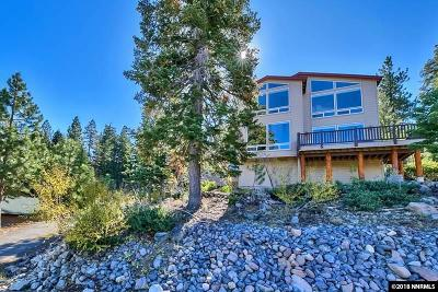 South Lake Tahoe Single Family Home For Sale: 321 Glenmore Way