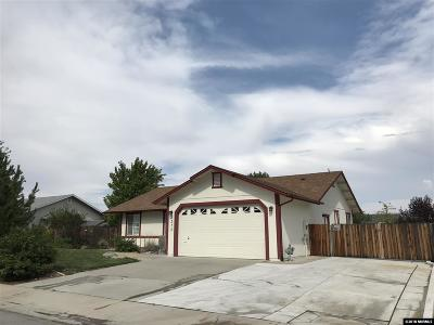 Sparks Single Family Home Active/Pending-House: 2272 Rockin Robin Drive