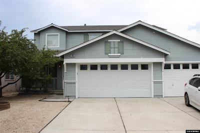 Sparks Single Family Home For Sale: 1460 Loma Verde