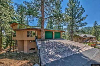 Incline Village Single Family Home For Sale: 561 Valley Dr.