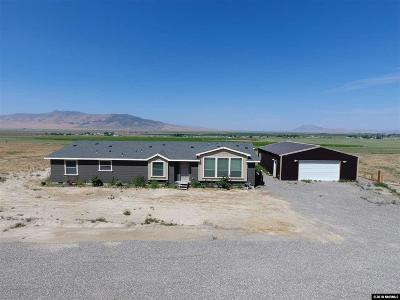 Winnemucca Manufactured Home Active/Pending-Call: 10680 Spur St.