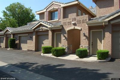 Reno Condo/Townhouse For Sale: 900 South Meadows Parkway #2022