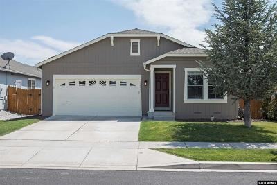 Single Family Home Active/Pending-Loan: 7690 Appenzell Street