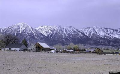 Gardnerville Residential Lots & Land For Sale: 1012 Rocky Terrace