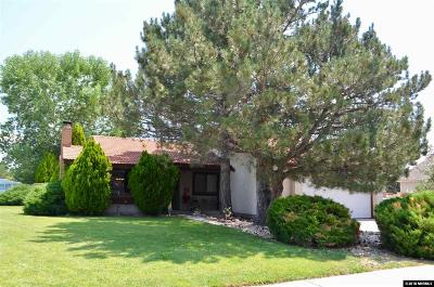 Minden Single Family Home Active/Pending-Call: 1733 Westwood Drive