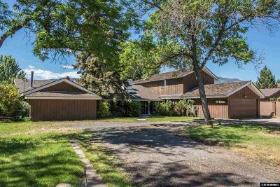 Single Family Home For Sale: 4240 Truckee River