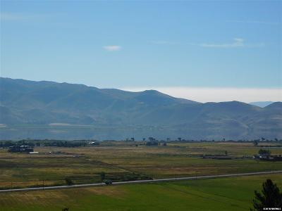 Washoe Valley Residential Lots & Land For Sale: 2255 J S Bar Ranch