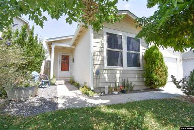 Reno Single Family Home Active/Pending-Loan: 7409 Spey