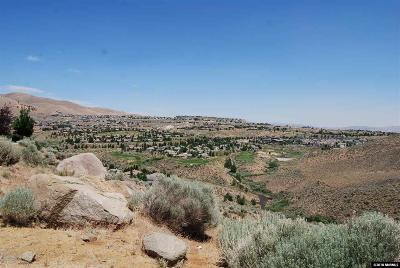 Reno Residential Lots & Land For Sale: 1720 Sharpe Hill Circle