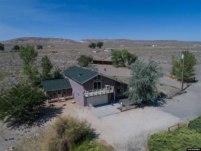 Fernley Single Family Home For Sale: 778 Mason Road