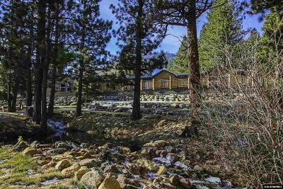 Single Family Home For Sale: 19320 Hwy 89
