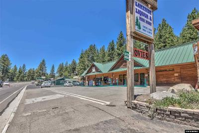 Zephyr Cove NV Commercial For Sale: $799,000