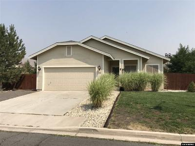Reno Single Family Home For Sale: 21111 Mount Evans Court