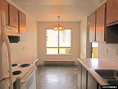 Washoe County Condo/Townhouse Active/Pending-Loan: 3880 Leonesio #A1