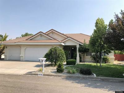 Reno Single Family Home For Sale: 4030 S Westpoint