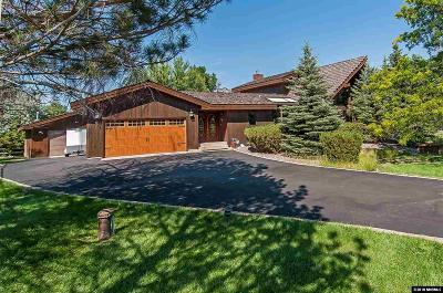 Reno Single Family Home For Sale: 125 E Laramie