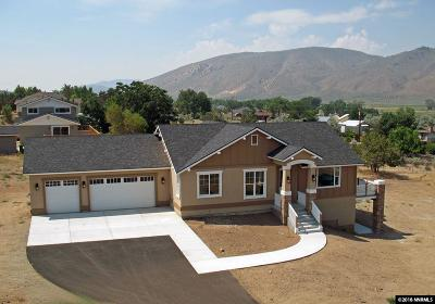 Carson City Single Family Home For Sale: 5569 Juniper Road